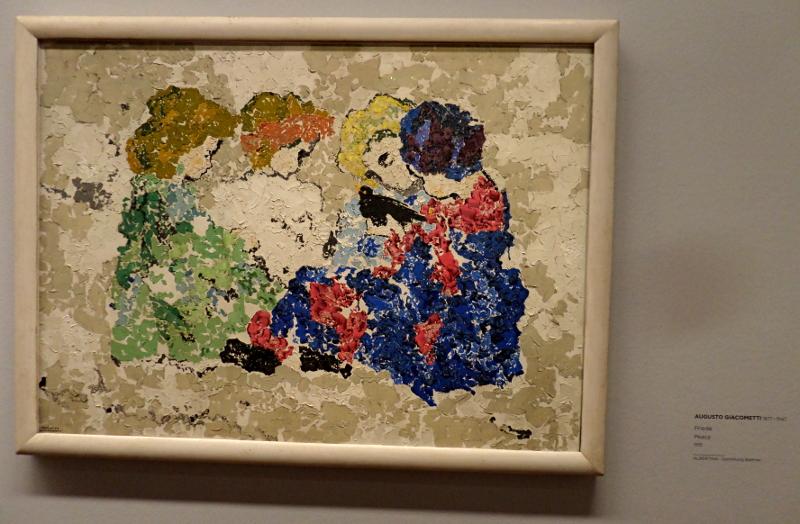 Augusto Giacometti: Frieden