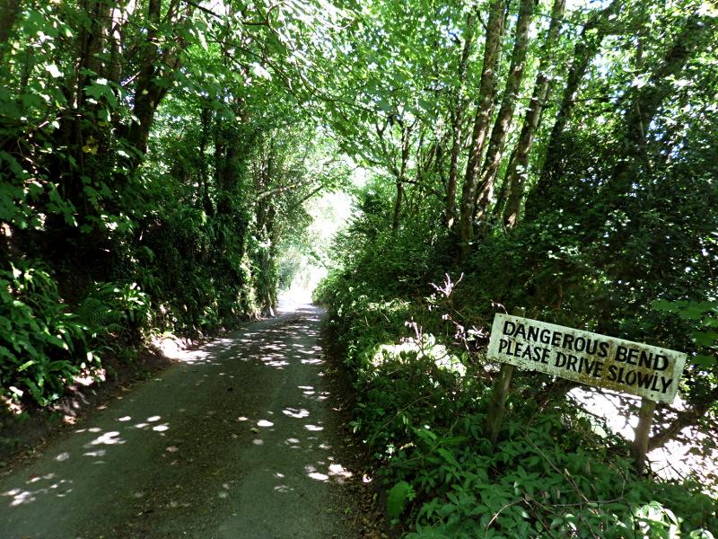 Mit dem Rad unterwegs ins Dartmoor