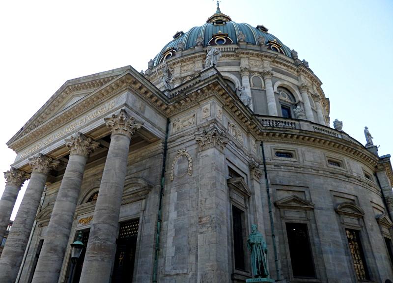 Frederiks Kerke, auch Marmorkirche genannt
