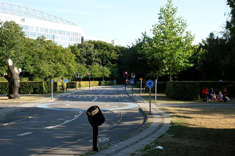Verkehrsspielplatz im Faelledparken
