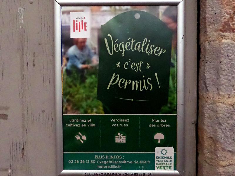 Vegetaliser - c'est permis!