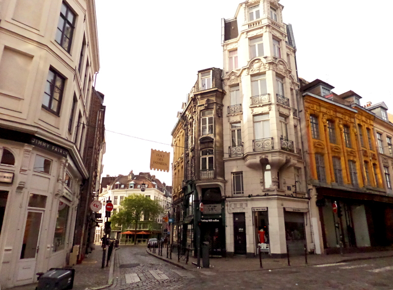 Lille, Place Patiniers