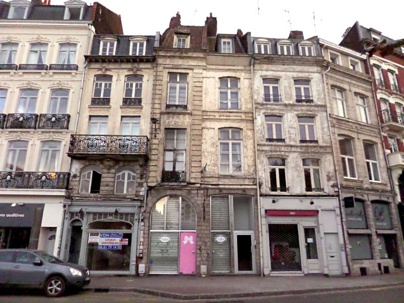 Lille, Rue des Arts