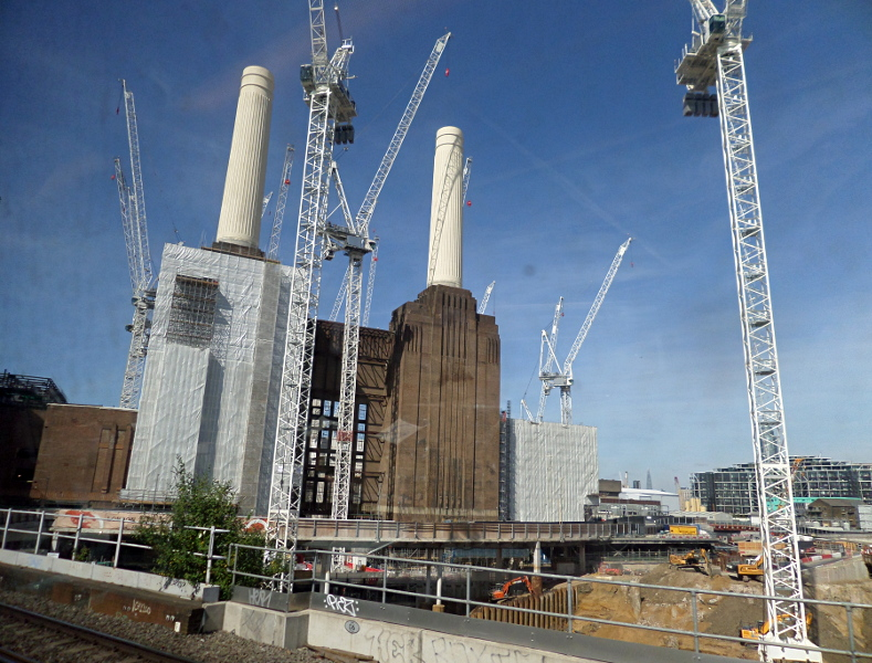 London, Battersea Power Station