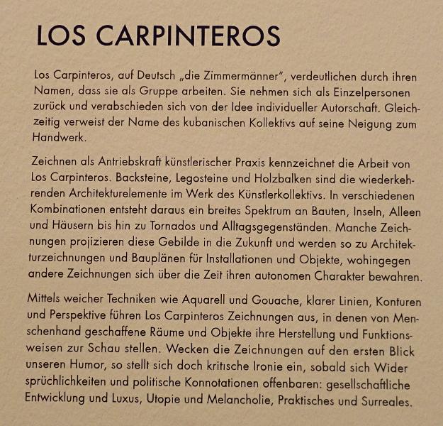 Über Los Carpinteros