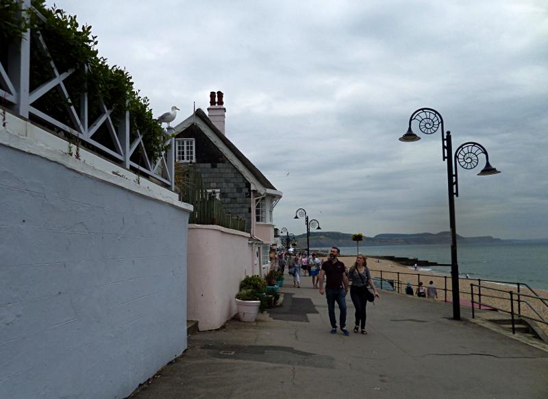 Lyme Regis, Marine Parade