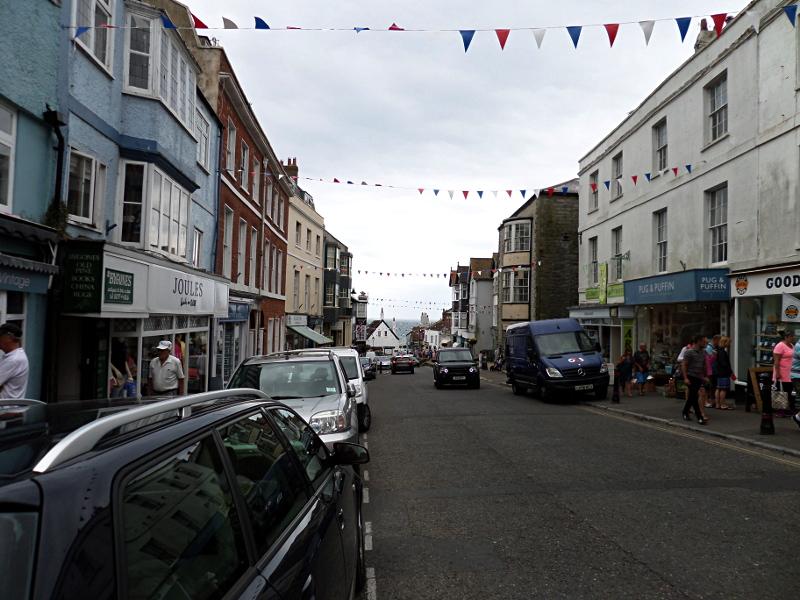 Lyme Regis, Silver Street