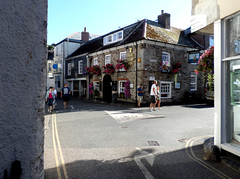 Mevagissey, The Ship Inn