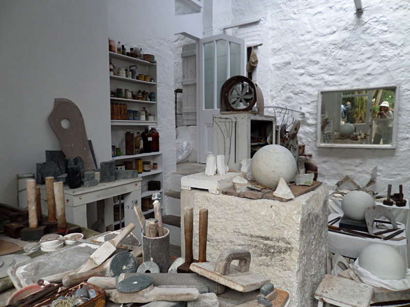 St Ives, Hepworth Museum