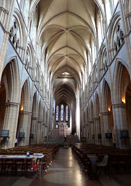 Truro, Cathedral