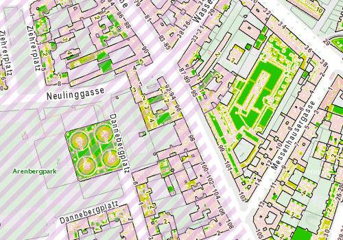 flakdachgarten