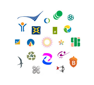Einige Logos