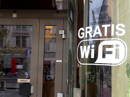 Video überwacht und gratis WiFi